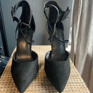 BEBE NWOT Black Stilettos